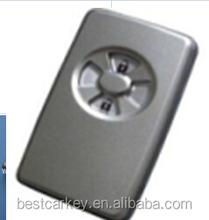 Best price 2 button smart key shell with emergency key for toyota key case toyota keyless remote