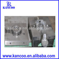 High precision china aluminum investment casting mould