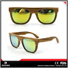 Handmade cheap polarized wooden sunglasses 2015 wayfarer bamboo sunglasses display wholesale in china