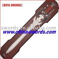 Stainless steel sword * BY008CS *