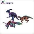 dinosaurio toys 3d madera dinosaurio puzzles