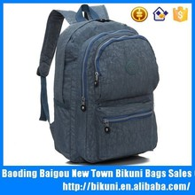 Wholesales online large capacity popular nylon school backpack sport bags woman
