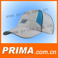 High quality man mesh running hat with embroidery logo