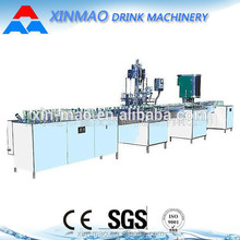 easy handle carbonated beverage can filling for food plant