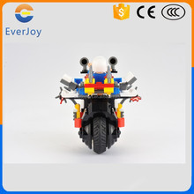 2015 New Fancy Mini Electric RC Motorbike For Kid With Blocks