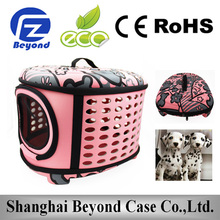 2015 New product collapsible handmade dog kennel