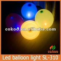 Mini LED Balloon Light For Party Decorations 2015