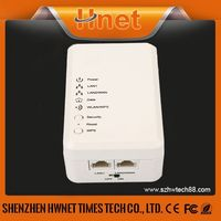 2015 Hot 500Mbps RJ45 Wireless Powerline 500m Wifi Network Routers plc modem