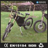 high performance Enduro bomber electric motor road bike 5000w