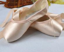 Satin Pointe Dance Shoe
