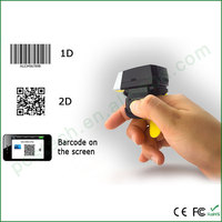 FS02 bluetooth Android qr mobile barcode slot reader