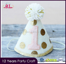 Fashion Mini Birthday Crazy Hat Party Ideas