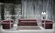 DanXueYa popular American design furniture sofa set high end sex furniture best sale cheap price bedroom sofa