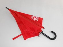 Newest useful automatic rain umbrella wooden handle