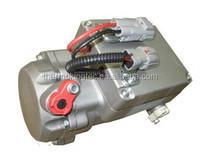 Electri car ac compressor for truck air conditioner