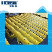 High quality heat treated Boron steel Motor Grader blades cutting edges