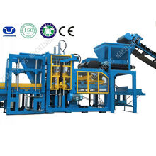 Made in Shanghai Fashional and High Output Cement Block Machine