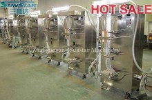 2015 hot sell factory direct milk pouch packing machine