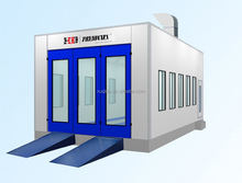 BOMBING !!!!MAXAIR Customize automotive spray booth FOR SALE alibaba china