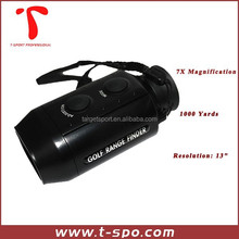 Digital 7* Golf Scope Golf Range finder, digital golf scope with range finder