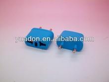 STORE!!!2013 most attractive mini universal plug adaptor eu plug