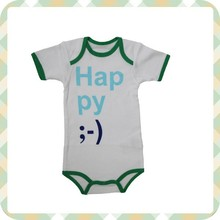 100% cotton baby rompers wholesale baby clothes