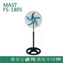 "y3 series three phase household electric fan motor-------2015 New Product 18"" Industrial Fan make in china with Good Quality"