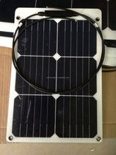 The lowest price flexible solar panel, high performance sunpower solar panel