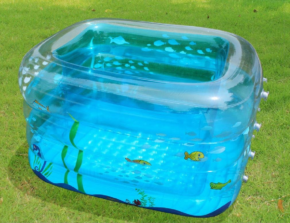 hot sale durable inflatable eco friendly pvc baby swimming pool view baby pool rfplato product
