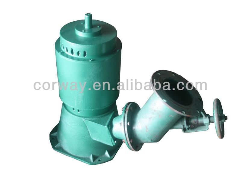 Water turbine generator