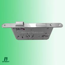timber or wooden door customized fingerprint resistant stainless steel escaping sercurity mortise bolt door lock