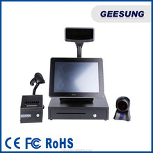 15'' Cash Register/Pos System/touch Screen Pos Machine