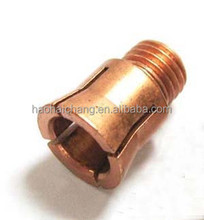 Din 932 Fasteners copper non-standard electrical conduit bushing