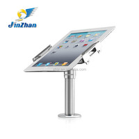 2015 new gadgets table top rotating display stand,swivel table stand,desktop vesa stand