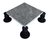 Temporary Floors with outdoor pedestal adjustable for Saltwater Resistant place