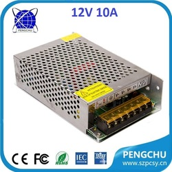 Transformator 12v 10A atx power supply 120W for led CCTV