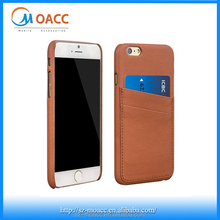 Mobile phone accessories wholesale for iphone 6 case leather, for iphone 6 genuine leather case,for iphone 6 leather case