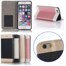 Phone Case for iphone 6S, Book Style Premium PU Leather Wallet Flip Case with Stand and Magnet