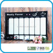 School,office tempered glass magnetic board