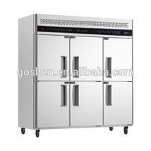 Gb1.6l6s comercial refrigerador