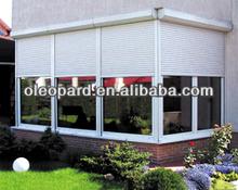 utilizzato rullo parasole alluminio porte e finestre