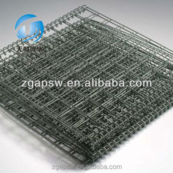 Fast And High electric galvanized&PVC coated gabion basket/gabion box /Stone Cage