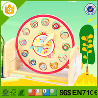 Brand new wooden clock kits with low price