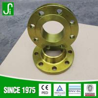 china DIN Carbon steel welding neck flange
