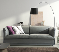 Foshan furniture modern hot sale made in china leather sofa sets