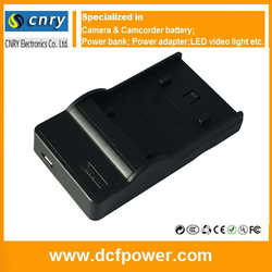low price battery USB charger NP-400 for Minolta NP400 for Pentax D-Li50 battery charger