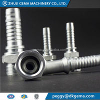 45Degree Elbow-Heavy Type Hydraulic Hose Fitting Swaged Hose Fitting