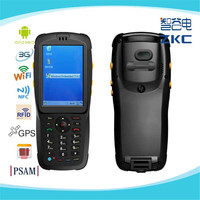 3.5 inch Android Handheld PDA Water Meter Reading Device with 3G,WiFi,Bluetooth PDA3501