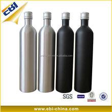 Cheap aluminum wine bottle wholesale