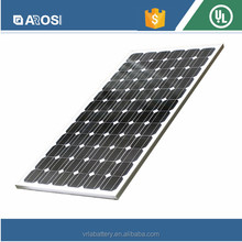 250w rollable flexible thin film amorphous solar panel